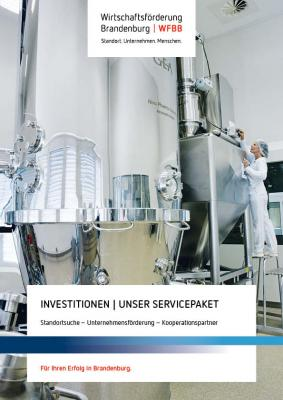 Cover Service-Paket Investitionen