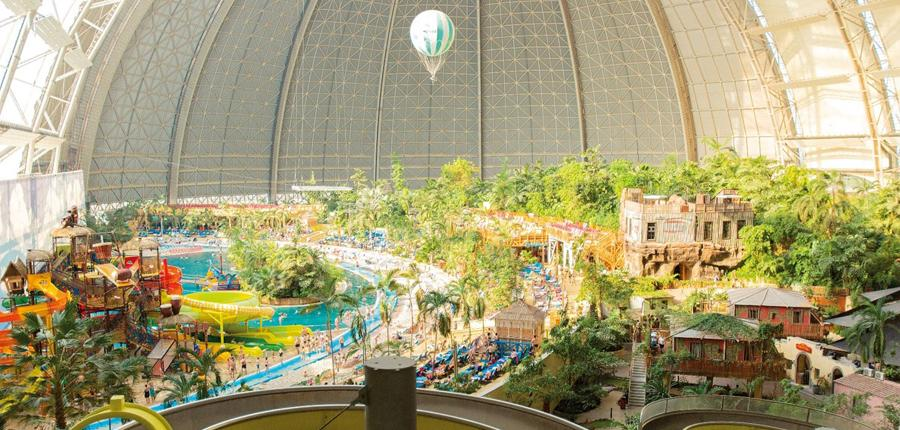 Tropical Islands panorama